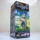 Dragon Ball Z Vol.3 Bulma F17 wcf mini figure bandai banpresto craneking dragonball