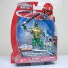 Power Rangers Ninja Storm Green Samurai Ranger super mega force action hero star Bandai 2014