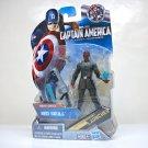 "Captain America 4"" Red Skull movie toy figure cosmic cube Marvel Universe MU avengers Hasbro 2010"