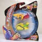 Burn vs Bulldozer Turbo 2-pack racing snails dreamworks movie Mattel 2013