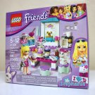 Lego Friends 41308 new Stephanie's Friendship Cakes sealed 94 pc bakery bunny rabbit 2017