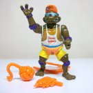Spike 'N Volley Don 1992 sewer spitting TMNT figure vintage donatello Teenage Mutant Ninja Turtles
