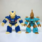 1986 Seahorse & Jaguar lot Battle Beasts vintage figures jaded slasher 031 045 Takara Hasbro