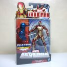 Iron Man Mark 42 Marvel Legends iron monger BAF series tony stark Hasbro Toys figure 2012