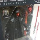 "Star Wars Black 02 6"" Darth Maul 2013 figure authentic Hasbro phantom menace"