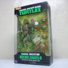 Classic Collection Michelangelo tmnt Teenage Mutant Ninja Turtles movie figure Playmates Toys 2016