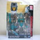 Transformers Titans Return Brainstorm & Teslor Deluxe Class Walgreens Exclusive figure Hasbro 2016