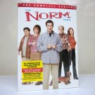 The Norm Show Complete Series NEW SEALED 8-disc DVD set tv mcdonald OOP Shout Factory 2010