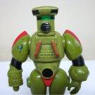 1986 Inhumanoids Herc Armstrong vintage figure green mech suit helmet earth corps Hasbro
