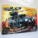 Ninja Combat Cruiser w/ Night Fox G.I. Joe Retaliation go joe movie vehicle figure Hasbro 2011