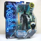 """Tron Legacy Deluxe Rinzler 8"""" series 1 light up figure sword Spin Master 2010"""