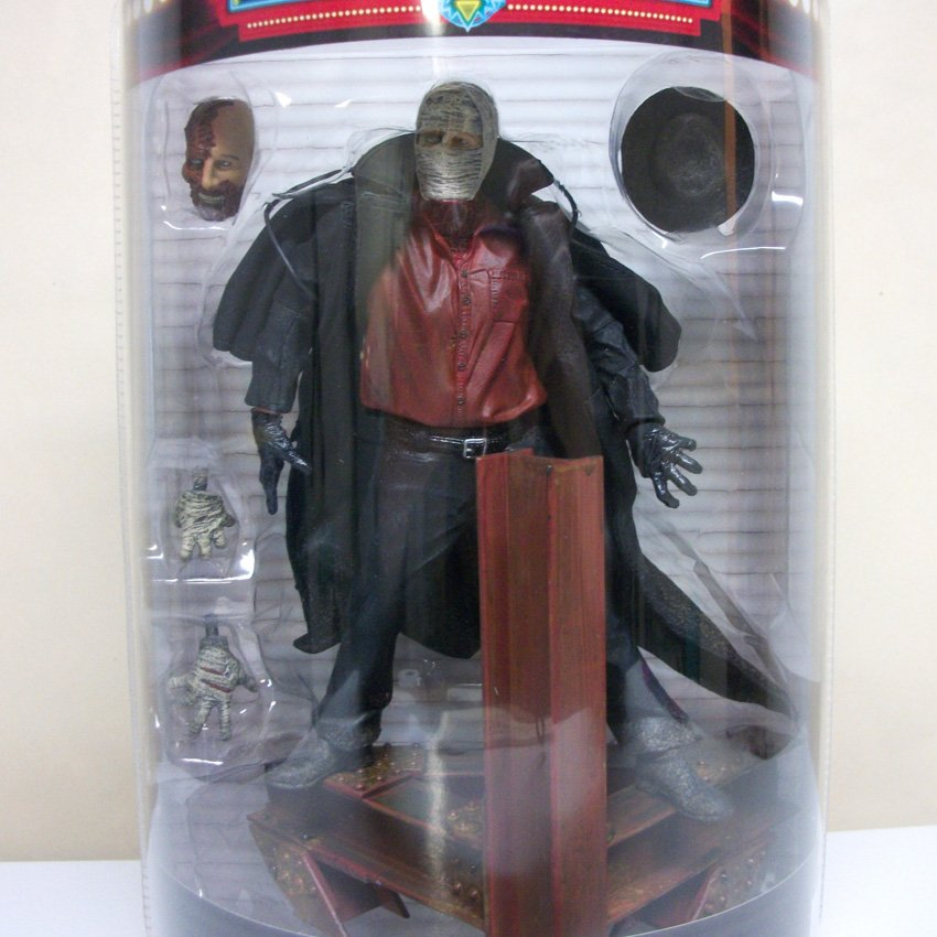 Sota Toys Darkman Now Playing 2004 Horror Action Figure