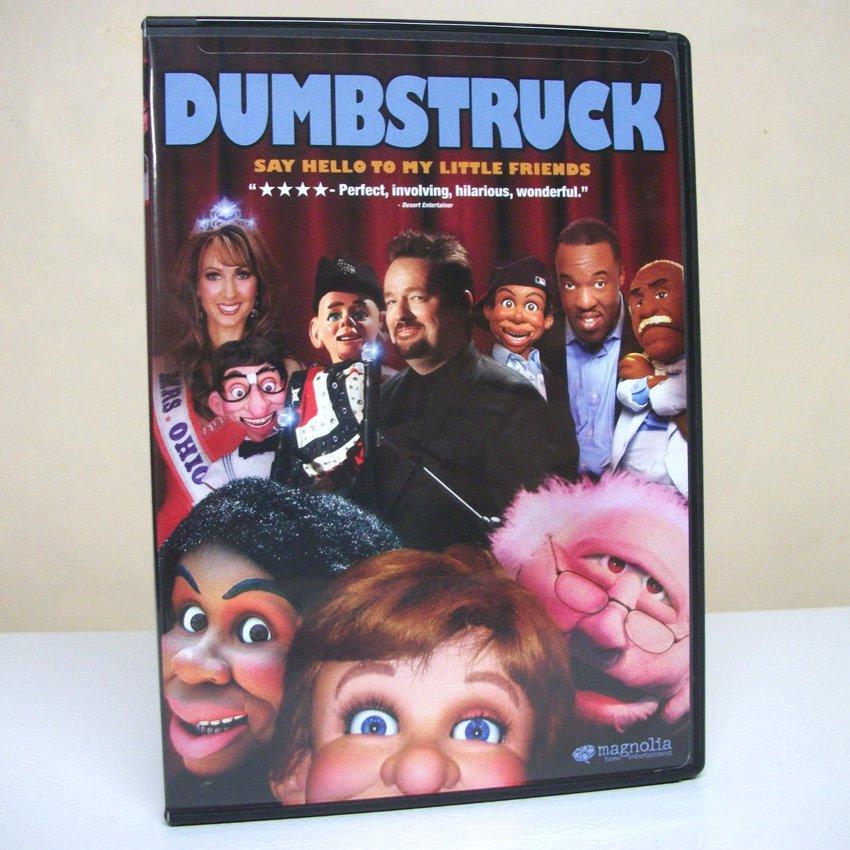Dumbstruck docu DVD ventriloquist rated PG dummy puppet terry fator documentary 2010