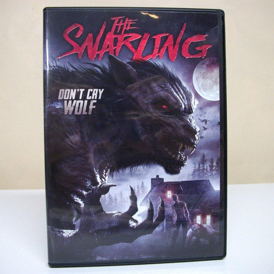 The Snarling horror comedy DVD NR british werewolf shaun of the dead Wild Eye 2019