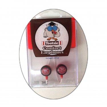 Comfortable earphones