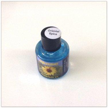 Fragrance Oils (oriental spice)