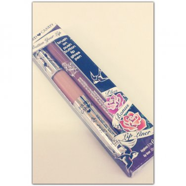 Hard Candy Button Your Lip Gloss & Liner - Innocence