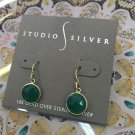 Studio Silver Dangling Earrings