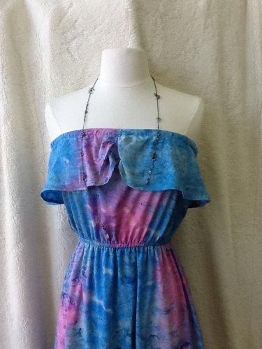 Band of Gypsies Strapless Dress