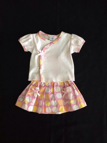 Icky Baby 2pcs. Outfit (size 18 mos)