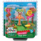 Mini Lalaloopsy Doll Playground - Dyna Might Pogo Stick