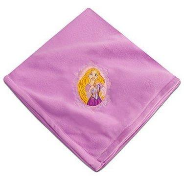 Disney Rapunzel Fleece Throw Blanket
