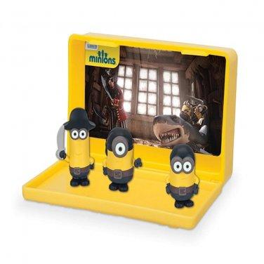 Minions Micro Minion Playset - Eye, Matie Minions