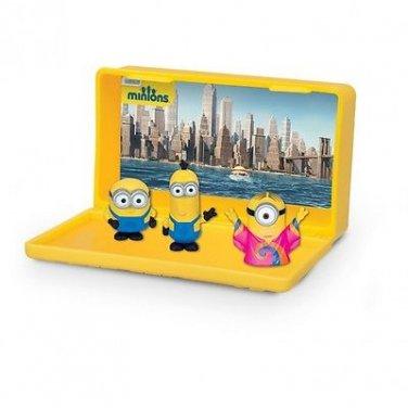 Minions Micro Minion Playset - NYC Minions