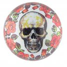 Skull and Roses Paper weight