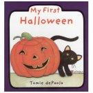 """my First Halloween"" Board Book"