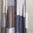 Long sweater (size 14)