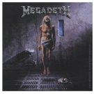 Megadeth Countdown to Extinction Sticker