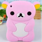 Loving Rilakkuma Shape Case for iPad Mini -Pink