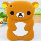 Loving Rilakkuma Shape Case for iPad Mini -Brown