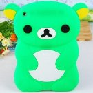 Loving Rilakkuma Shape Case for iPad Mini -Green