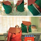 Cutie Backpack Green Color