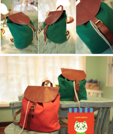 Cutie Backpack Orange Colour
