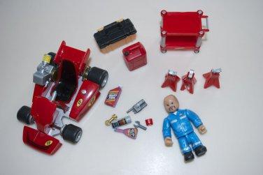 Mighty World Race Car Ronnie the Kart Champ