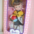 "Effanbee Soccer 9"" Doll New in Box"