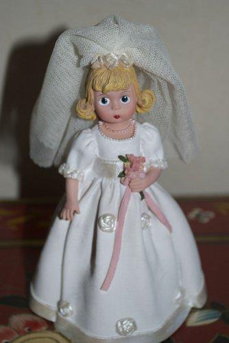 "Madame Alexander Bride Figurine 6"" 1997 1999"
