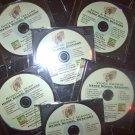 Irish Hedge School Sessions - 6 disc set - CD's, DVD