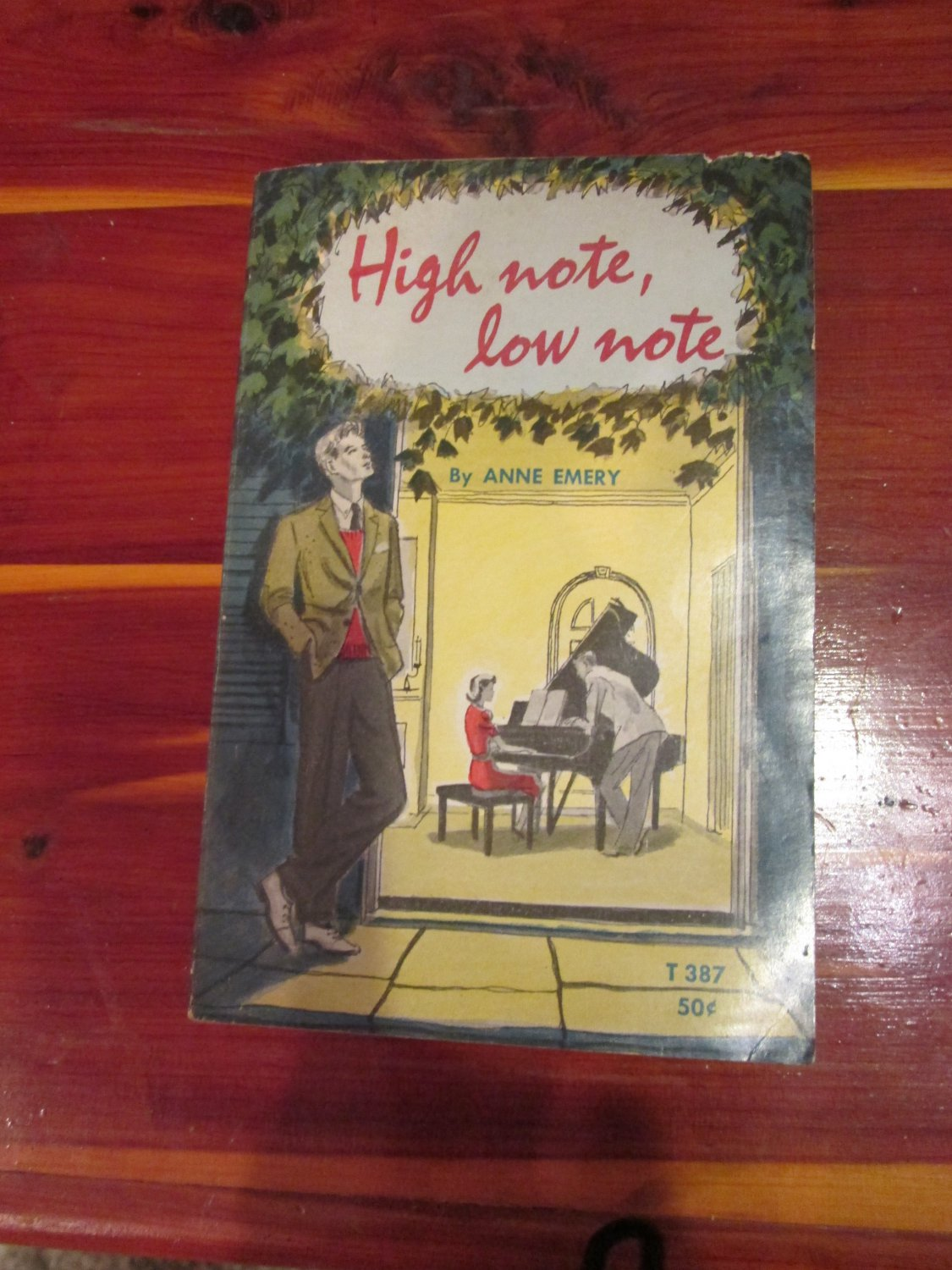 High Note, Low Note Paperback 1966