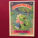 Garbage Pail Kids (Trading Card) 1986 Croakin Colin #109b