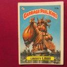Garbage Pail Kids (Trading Card) 1986 Liberty Libby #113b