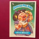 Garbage Pail Kids (Trading Card) 1986 Jelly Kelly #120b