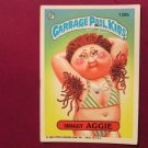 Garbage Pail Kids (Trading Card) 1986 Shaggy Aggie #126b