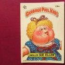 Garbage Pail Kids (Trading Card) 1986 Swollen Sue Ellen #136a