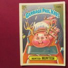Garbage Pail Kids (Trading Card) 1986 Hunted Hunter #142b