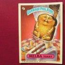 Garbage Pail Kids (Trading Card) 1986 Melba Toast #143a
