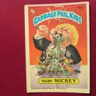 Garbage Pail Kids (Trading Card) 1986 Yichhy Mikey #162a